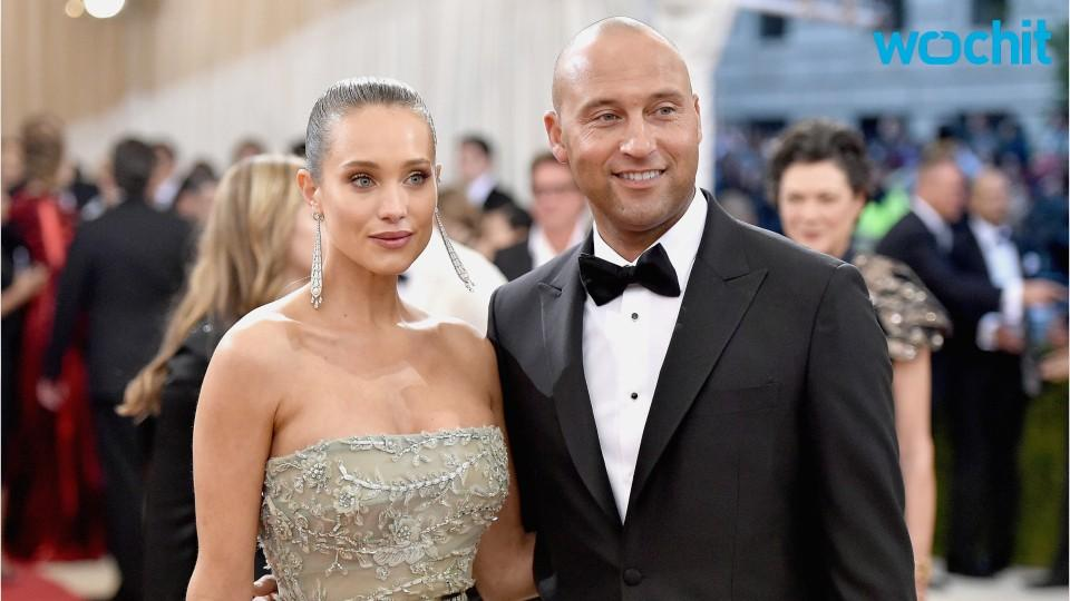 Derek Jeter And Hannah Davis Are Tying the Knot