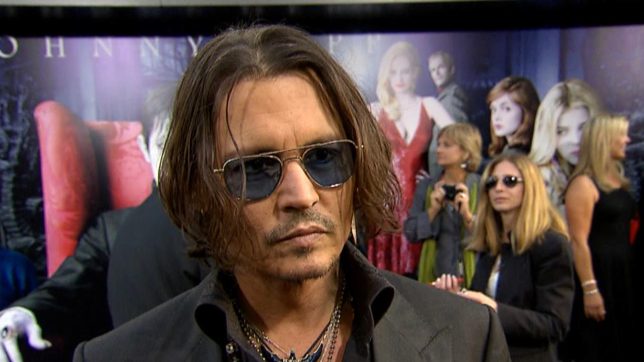 Johnny Depp's $400M Fortune Up for Grabs