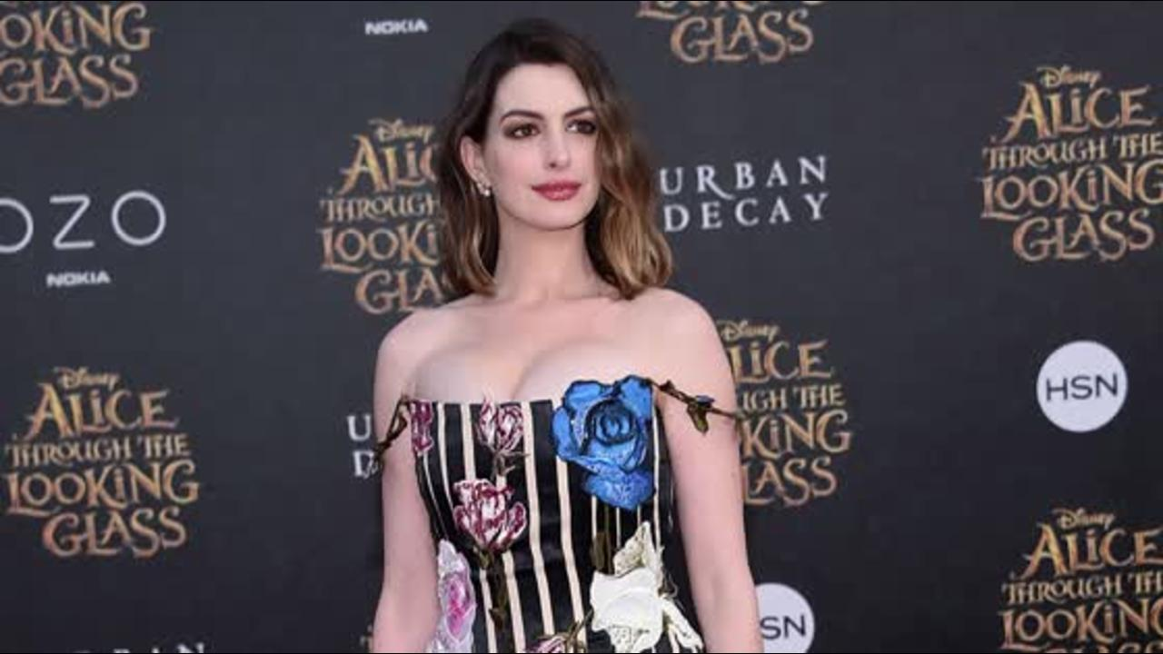 Anne Hathaway's Baby Made Her Miss Her Own Movie