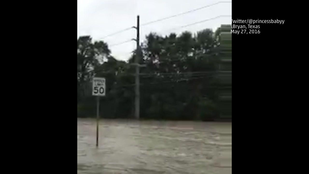 More Flooding in Texas