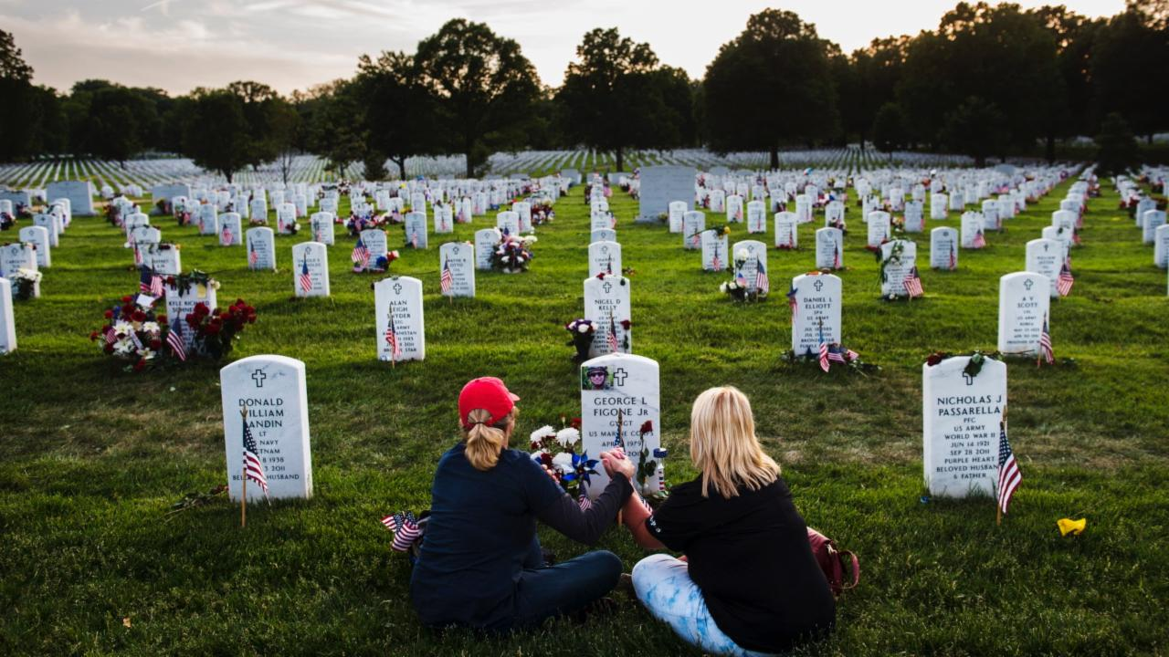 Memorial Day and Veterans Day, explained