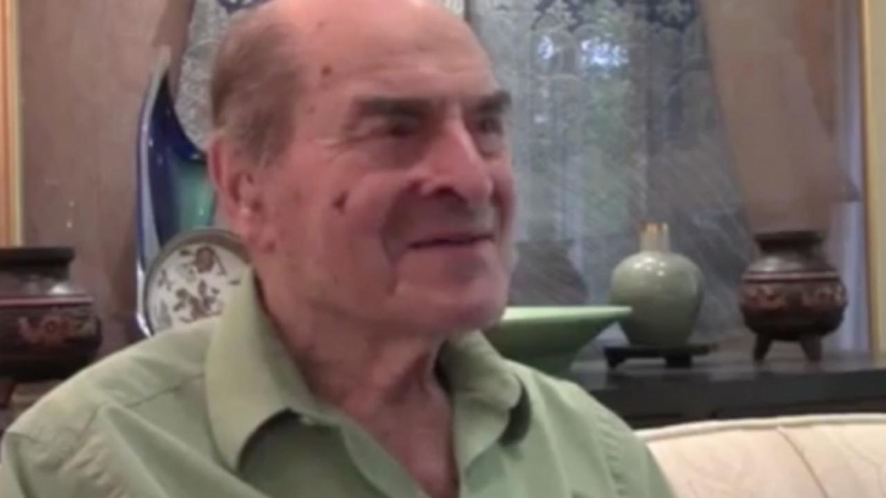 At 96, Henry Heimlich Finally Got the Chance to Use His Own Maneuver