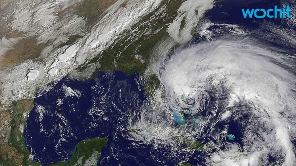 South Carolina Receives First Tropical Storm Warning Of 2016