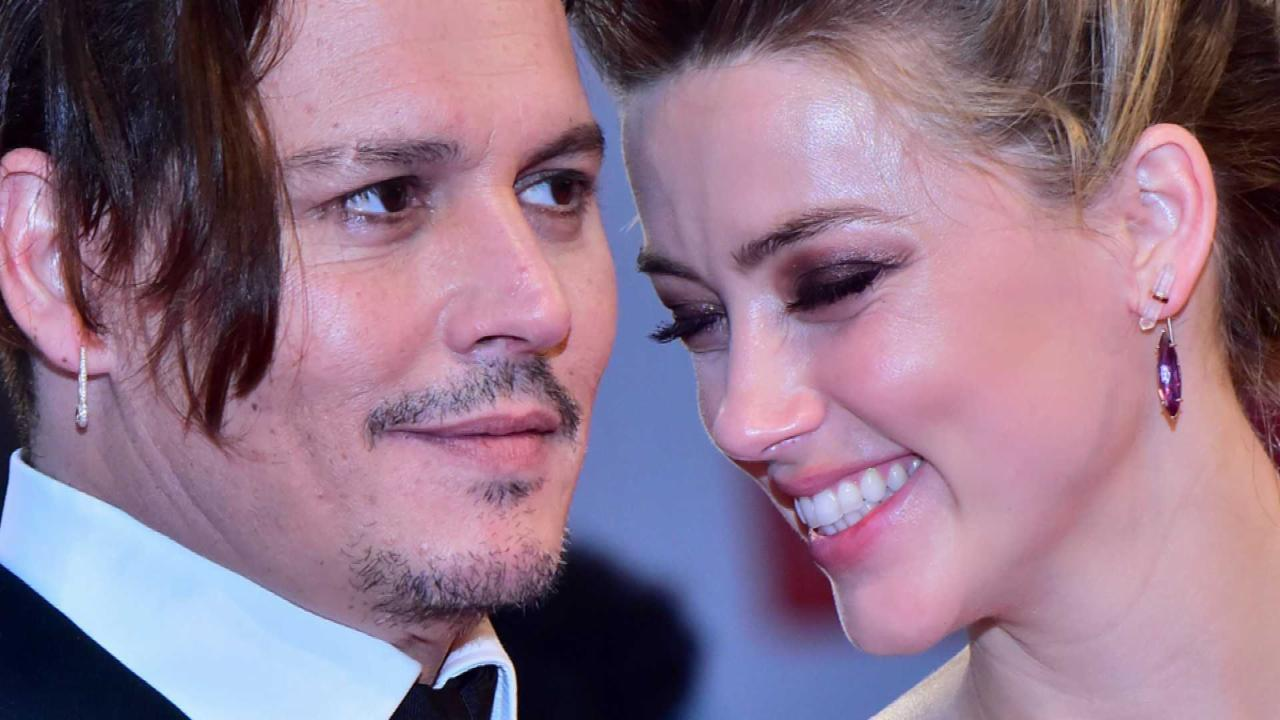 Johnny Depp and Amber Heard's Whirlwind Romance