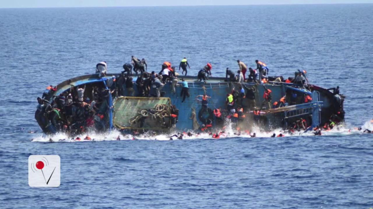 700 Migrants Feared Dead After Three Shipwrecks In Mediterranean Sea