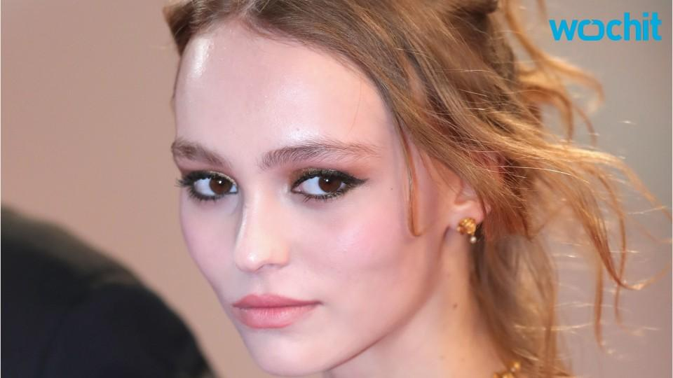 Lily-Rose Depp Comes to the Defence of Her Father Johnny Depp
