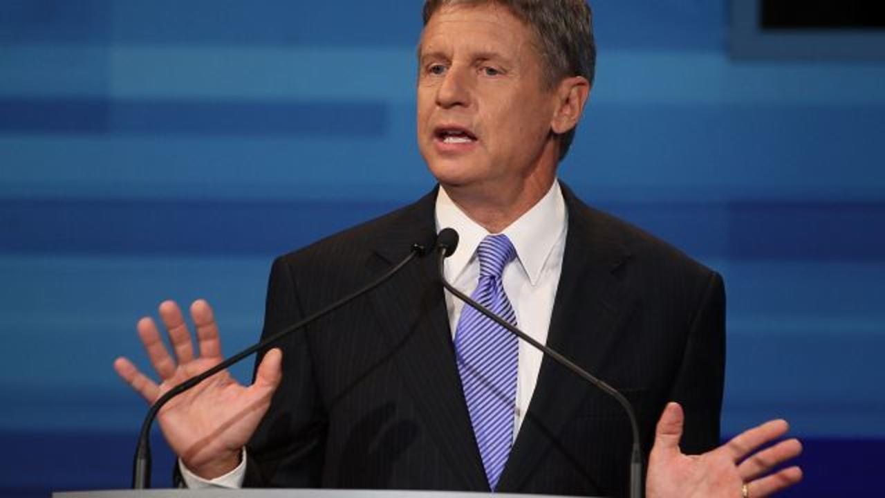Libertarians Now Have a Presidential Candidate: Gary Johnson