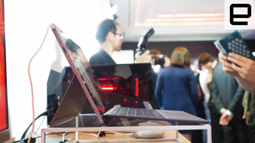 ASUS Transformer 3 Pro, Transformer 3 and Transformer Mini hands-on