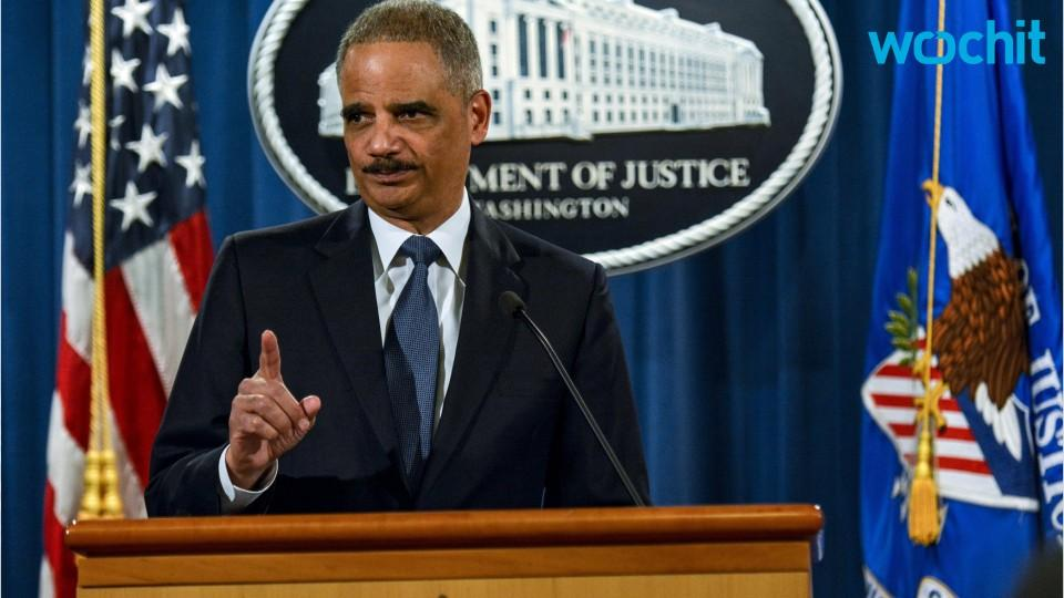 Eric Holder: Edward Snowden 'performed a public service'