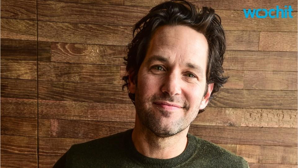 Paul Rudd Stars in Netflix Film 'The Fundamentals of Caring'