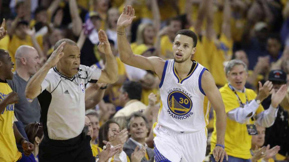 Warriors Win Game 7, Return to Finals