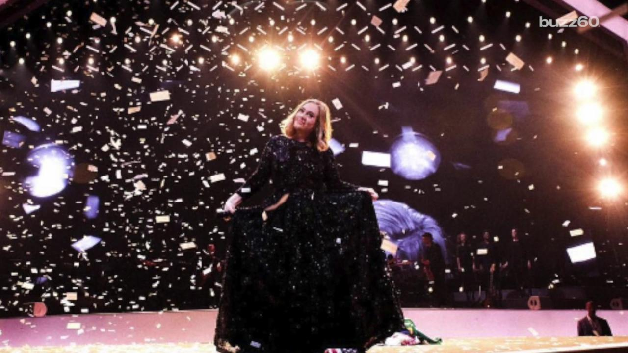 Adele Tells Fan to Put Down Her Camera