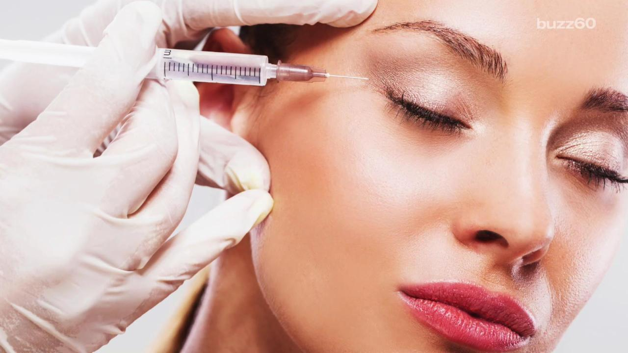 Doctors Fear Botox May Dramatically Decrease Bone Density