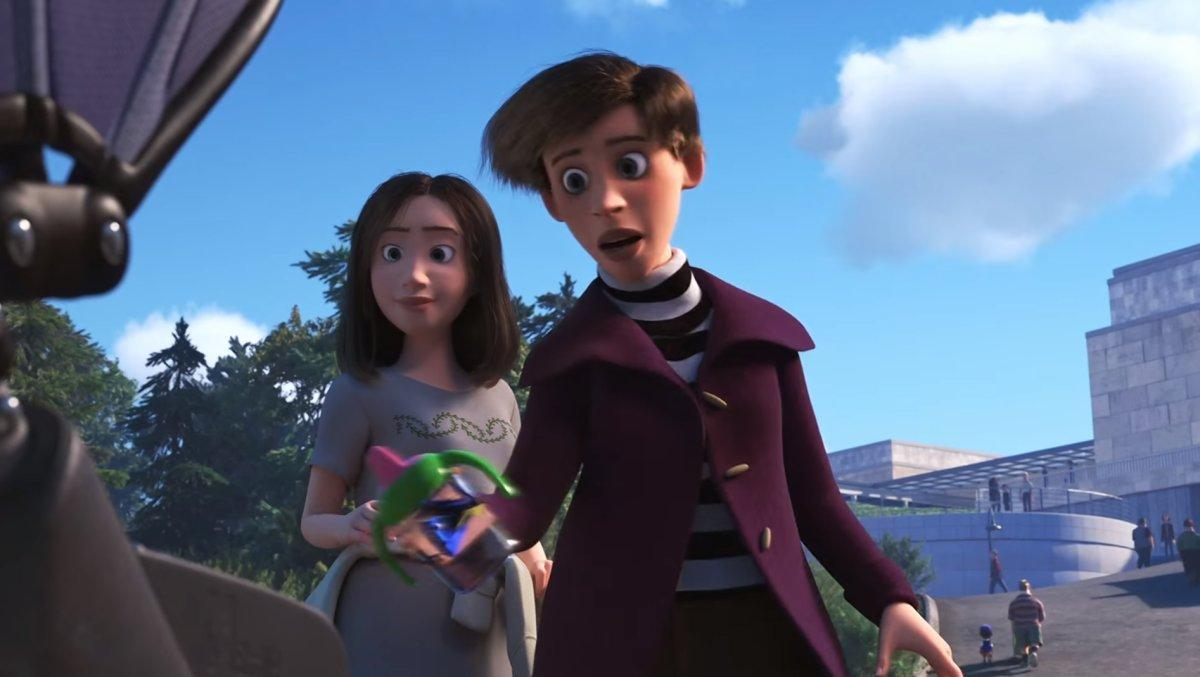 Will 'Finding Dory' be the first Disney movie to feature a lesbian couple?