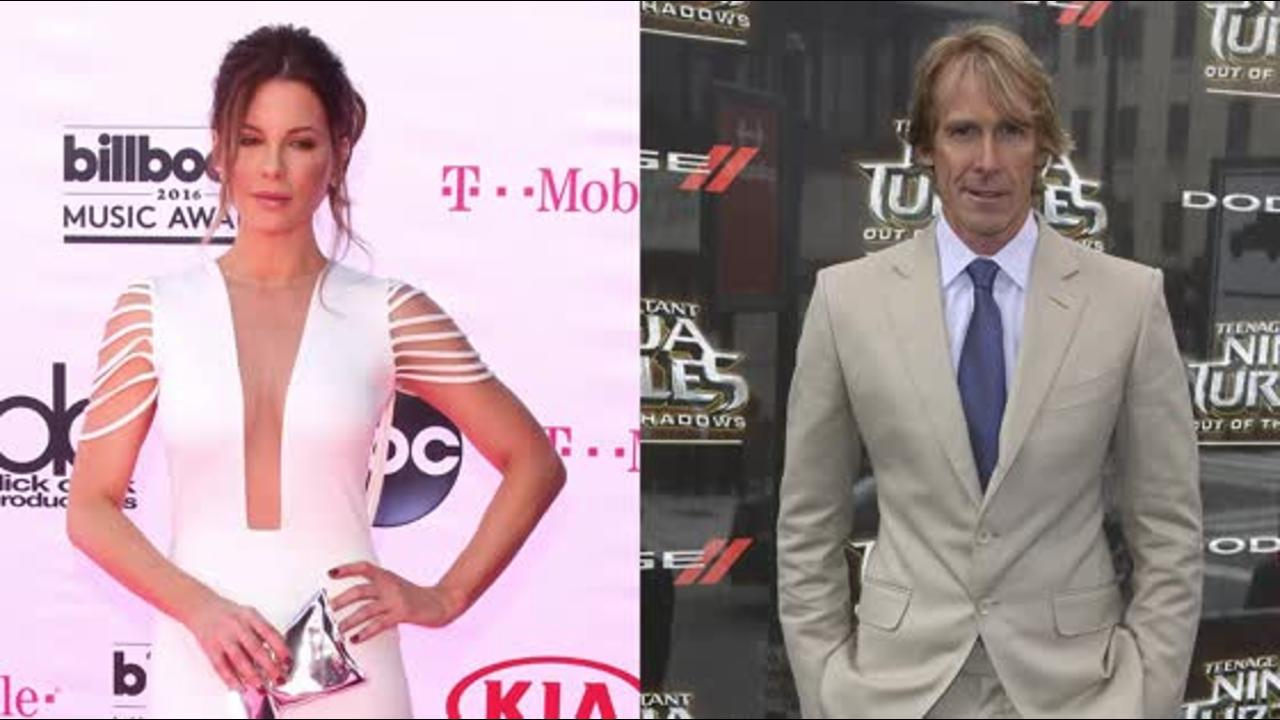 Kate Beckinsale Says She Was Body-Shamed by Michael Bay