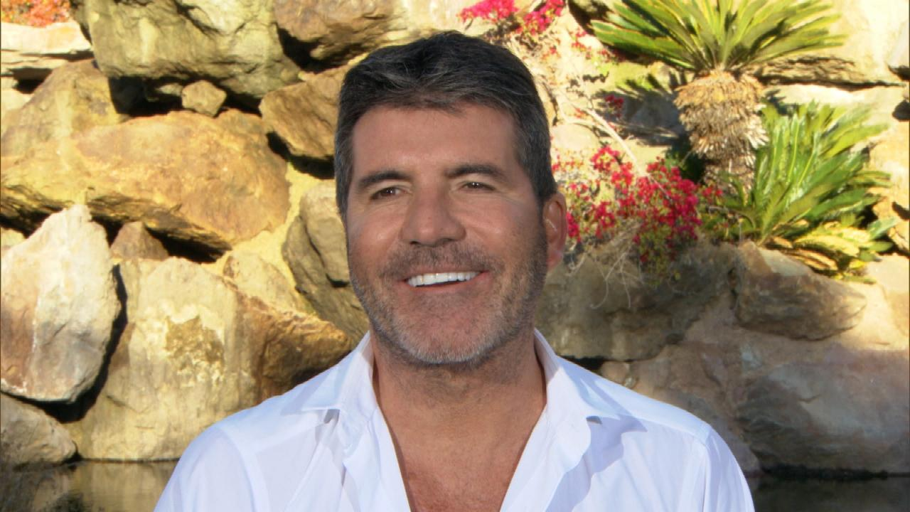 'America's Got Talent' Judges Gush Over Simon Cowell