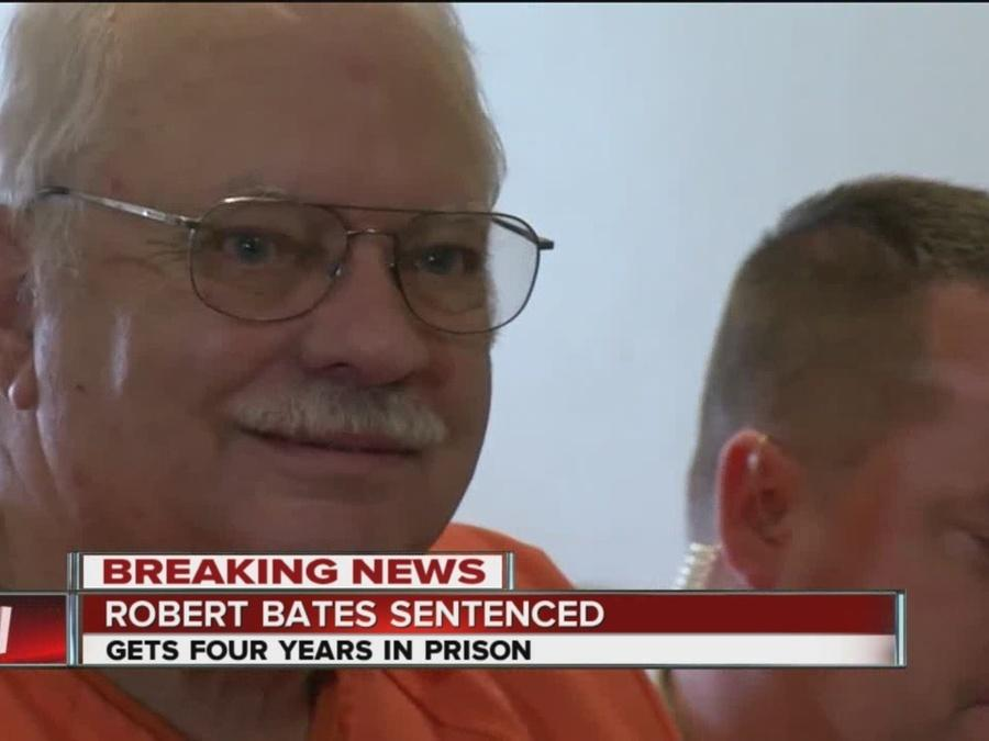 Robert Bates Sentenced