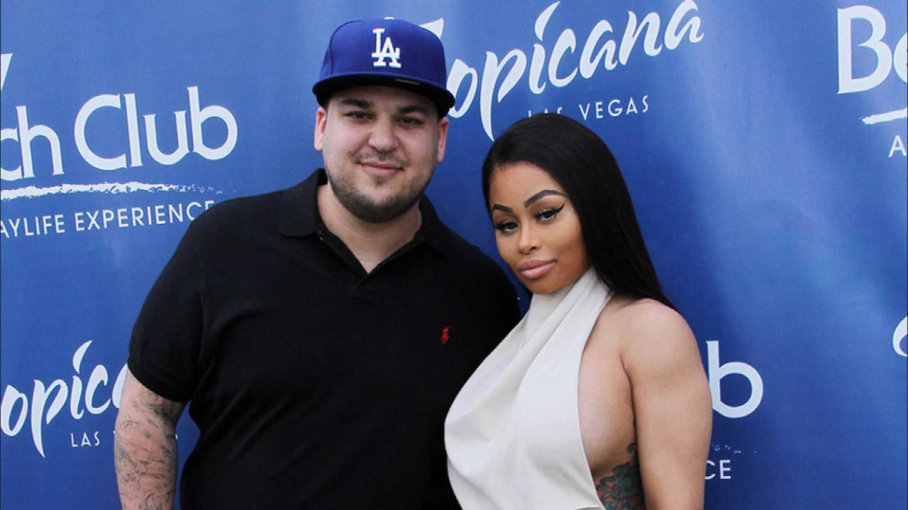Blac Chyna Takes a Mini Maternity Leave