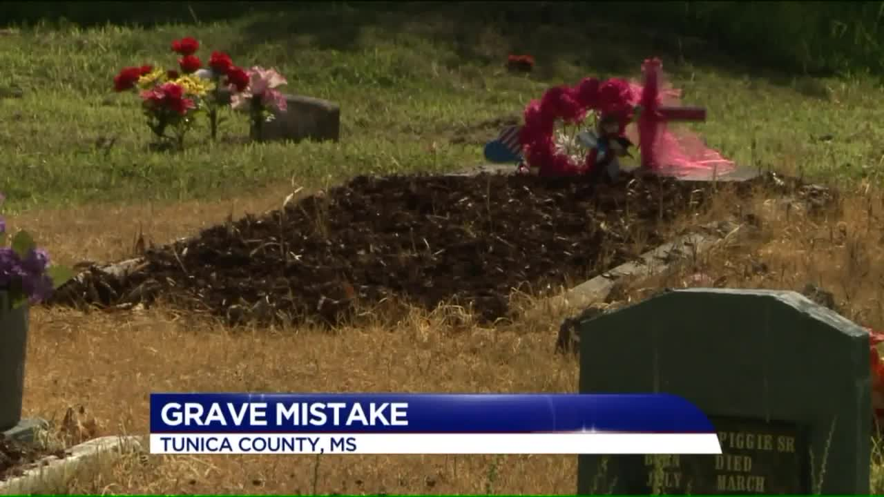Baby's Remains Missing from Mississippi Graveyard