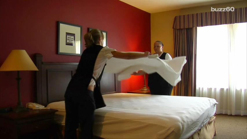 Shocking Secrets Hotel Workers Would Never Say Out Loud