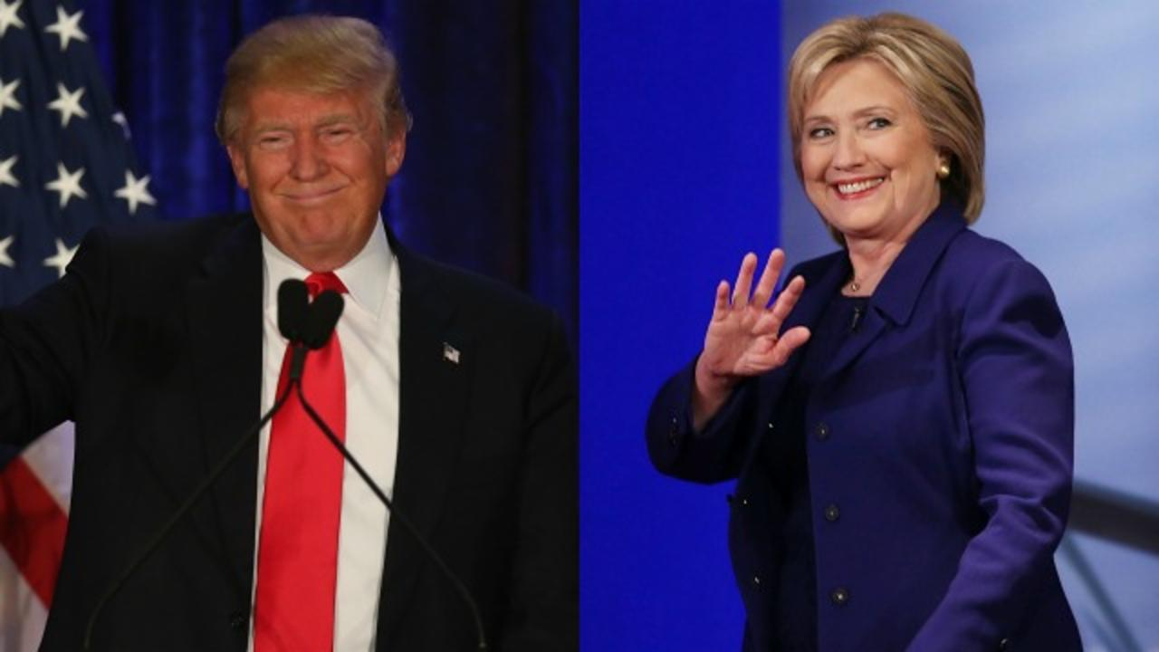 A whopping 93 percent of these voters would pick Clinton over Trump