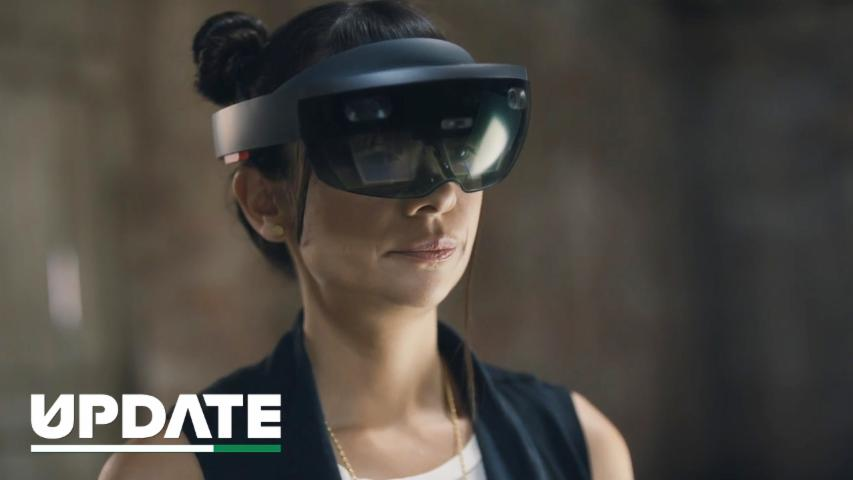 Microsoft Wants to Own the Mext Reality