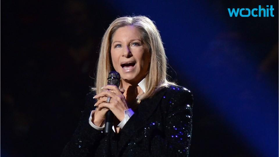 Barbra Streisand To Return To The Tony's Stage