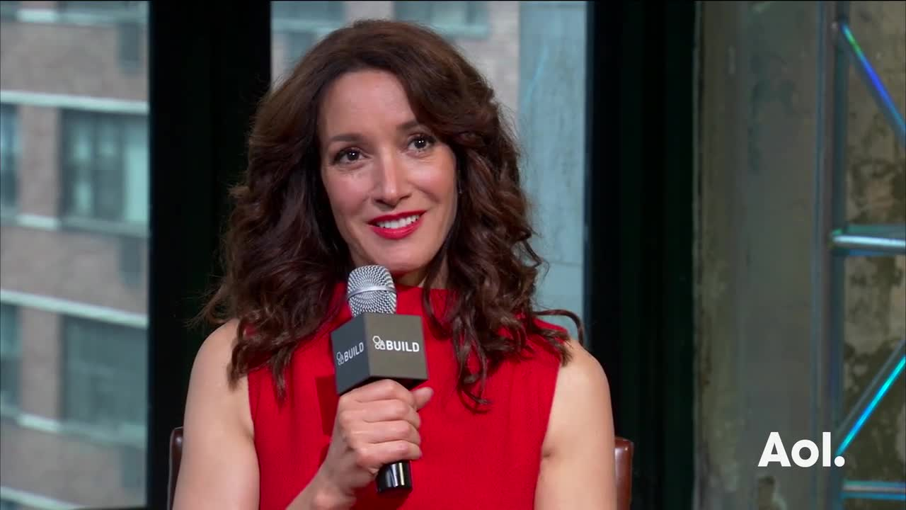 "Jennifer Beals on ""The Night Shift"""