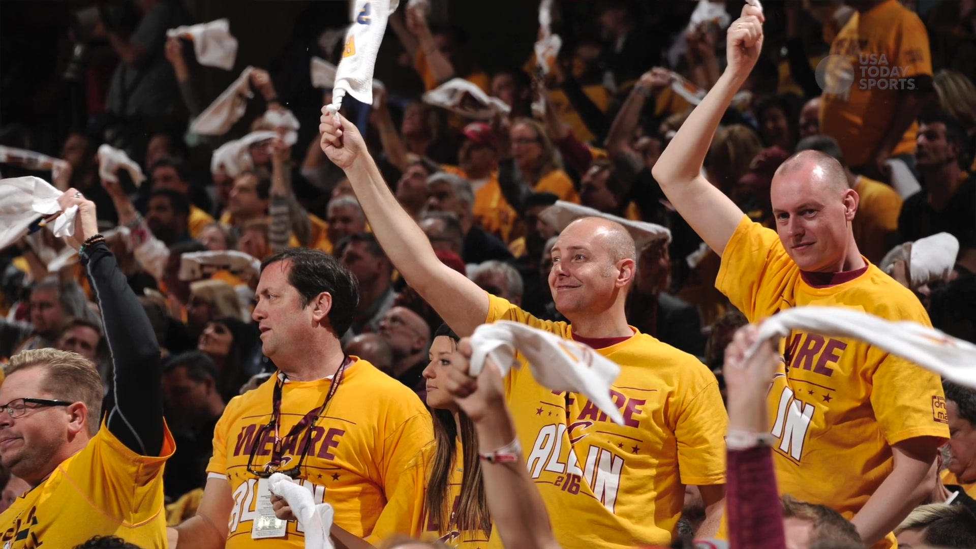 Whose Fans Are Better: Cavaliers or Warriors?