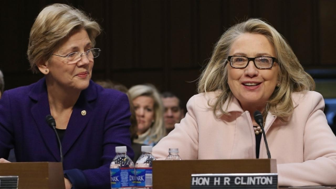 The Drawbacks of a Clinton-Warren Ticket