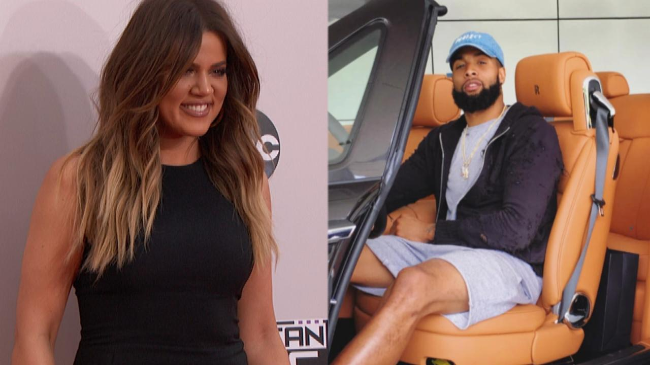 Are Khloe Kardashian & Odell Beckham Jr. Heating Up?