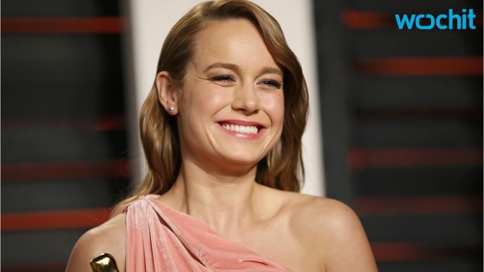 Will Brie Larson Star As Captain Marvel?