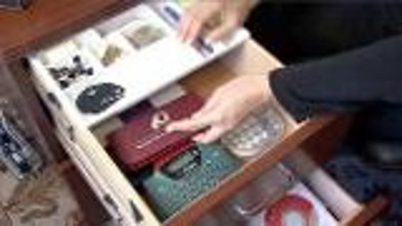 Organizing a Supply Drawer for Your Home Office