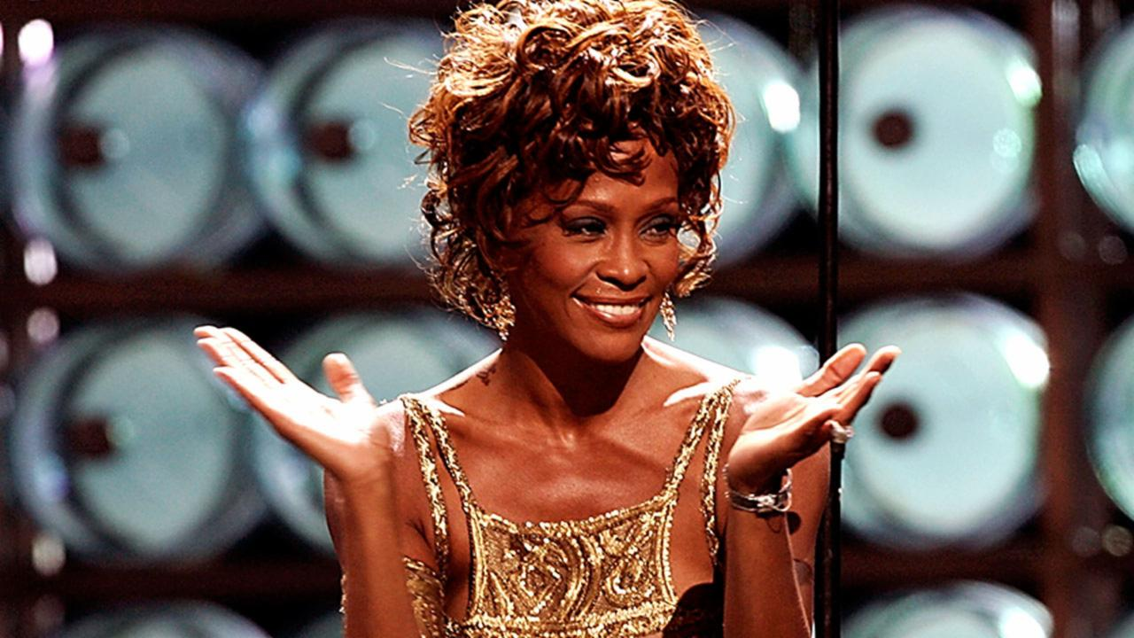 Whitney Houston's Wedding Dress Up For Auction