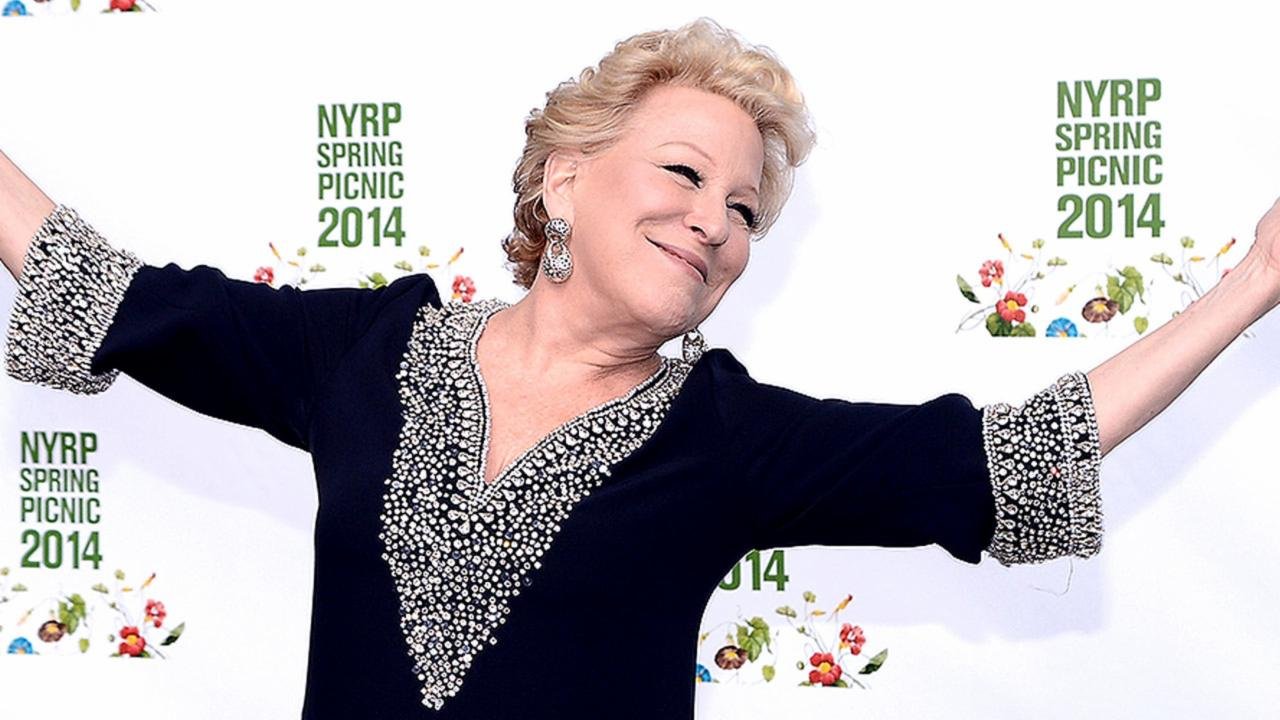 Bette Midler Has Pet Chickens Named After the Kardashians; Kim Died