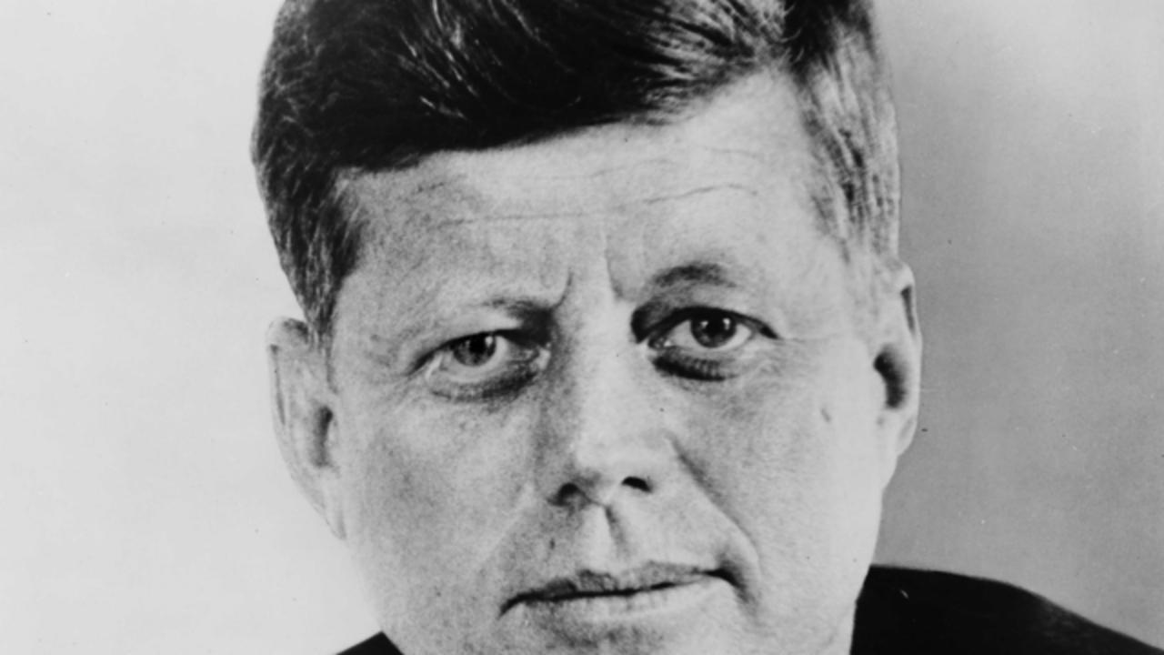 John F. Kennedy's Letter to His Alleged Mistress Is Up for Auction