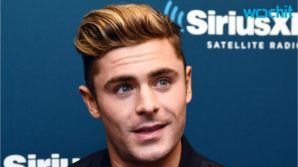 Zac Efron Has The Same Hair Style As Justin Bieber?