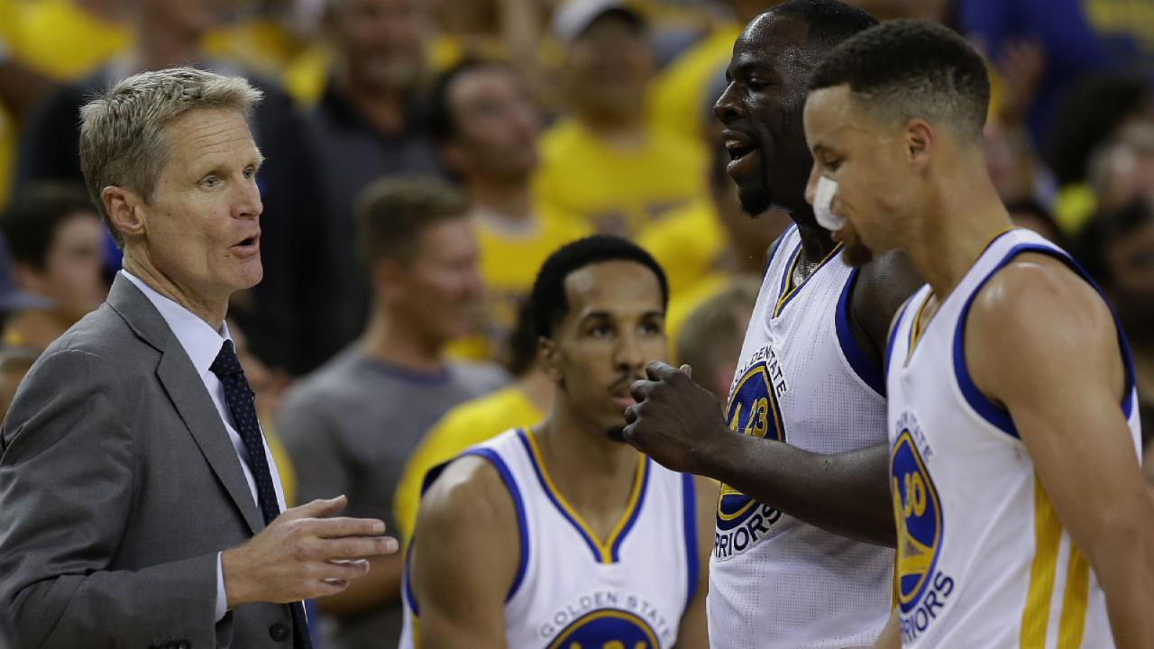Bench Stars for Golden State in Game 1 Win