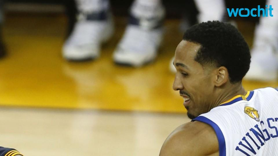 Warriors' Shaun Livingston Shows Up & Shows Out