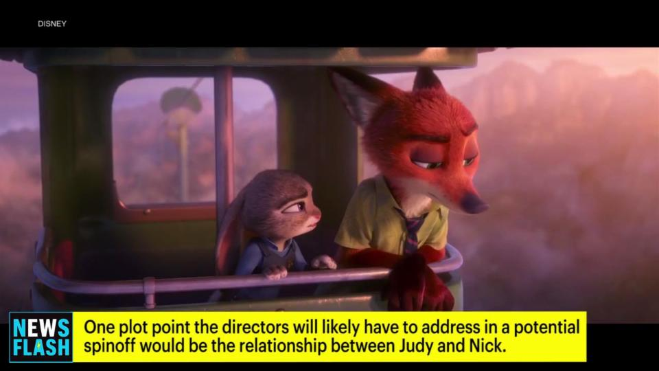 Zootopia Directors Talk Sequel, TV Potential