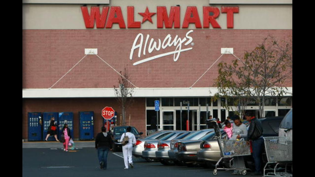 Walmart is partnering with Uber and Lyft