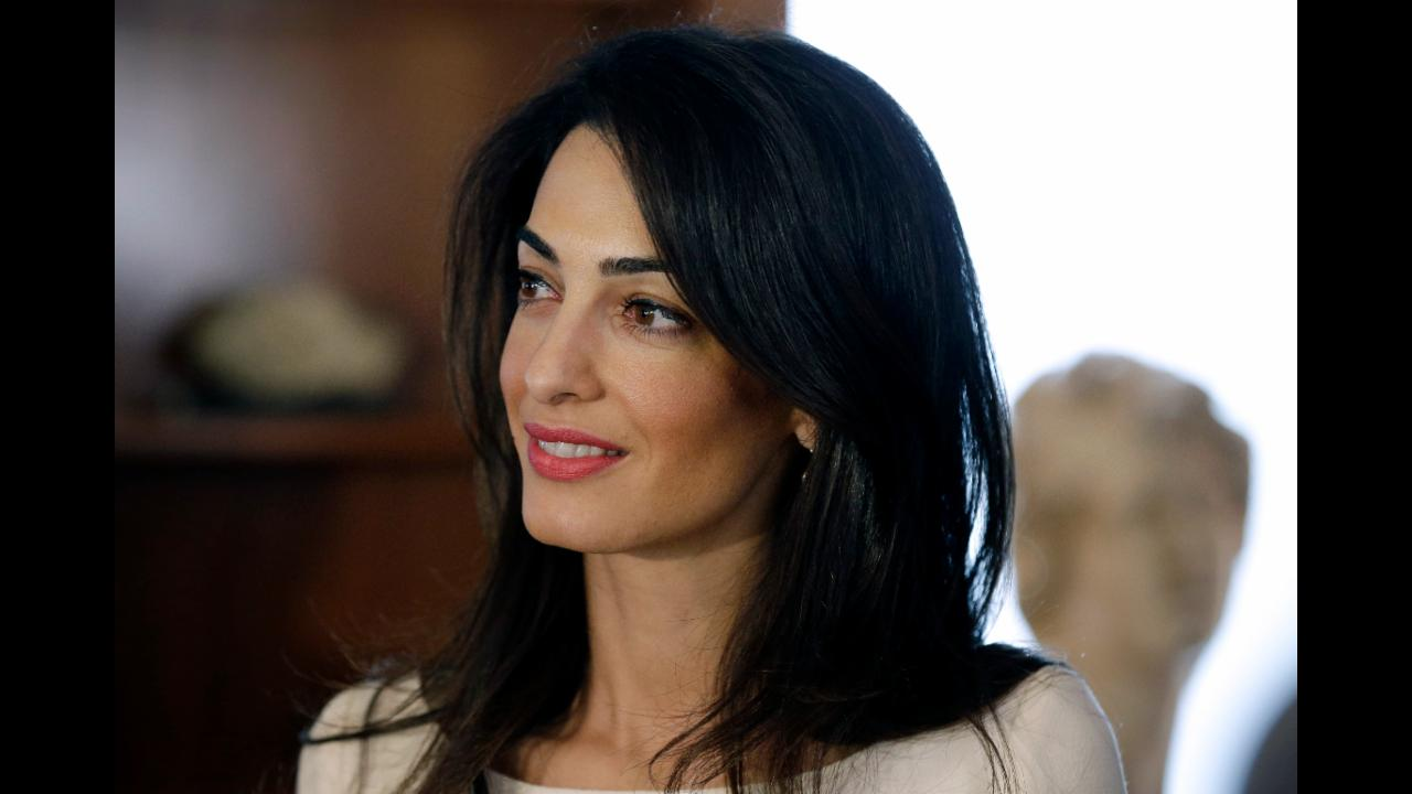 Who Is Amal Clooney?
