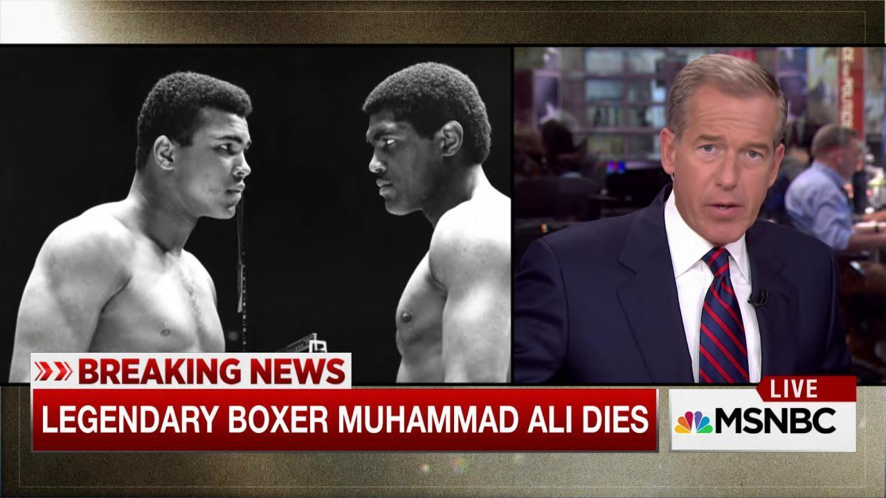Muhammad Ali 'passed peacefully'