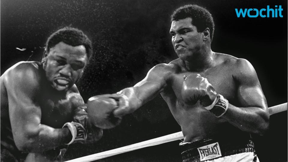 Muhammad Ali, 'The Greatest', Dies at 74