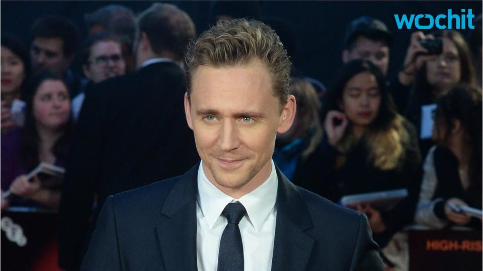 Tom Hiddleston Addresses James Bond Rumors
