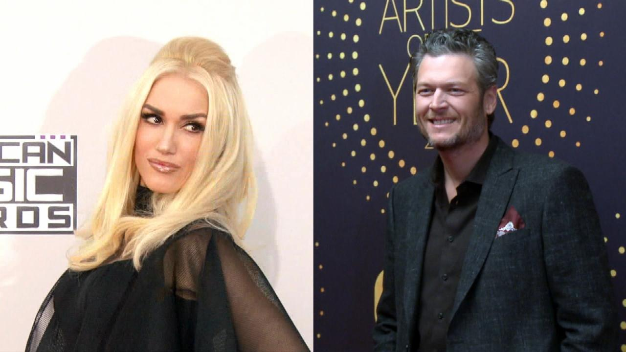 Gwen Stefani and Blake Shelton Engaged?!