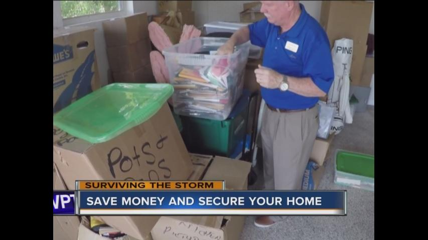 Save money and secure your home