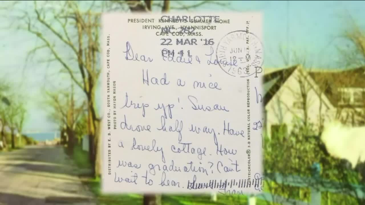 53-Year-Old Postcard Finally Makes it to Destination