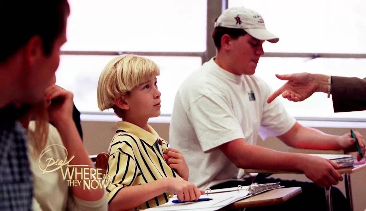 What It Was Really Like For This Guy To Be A 10-Year-Old College Student
