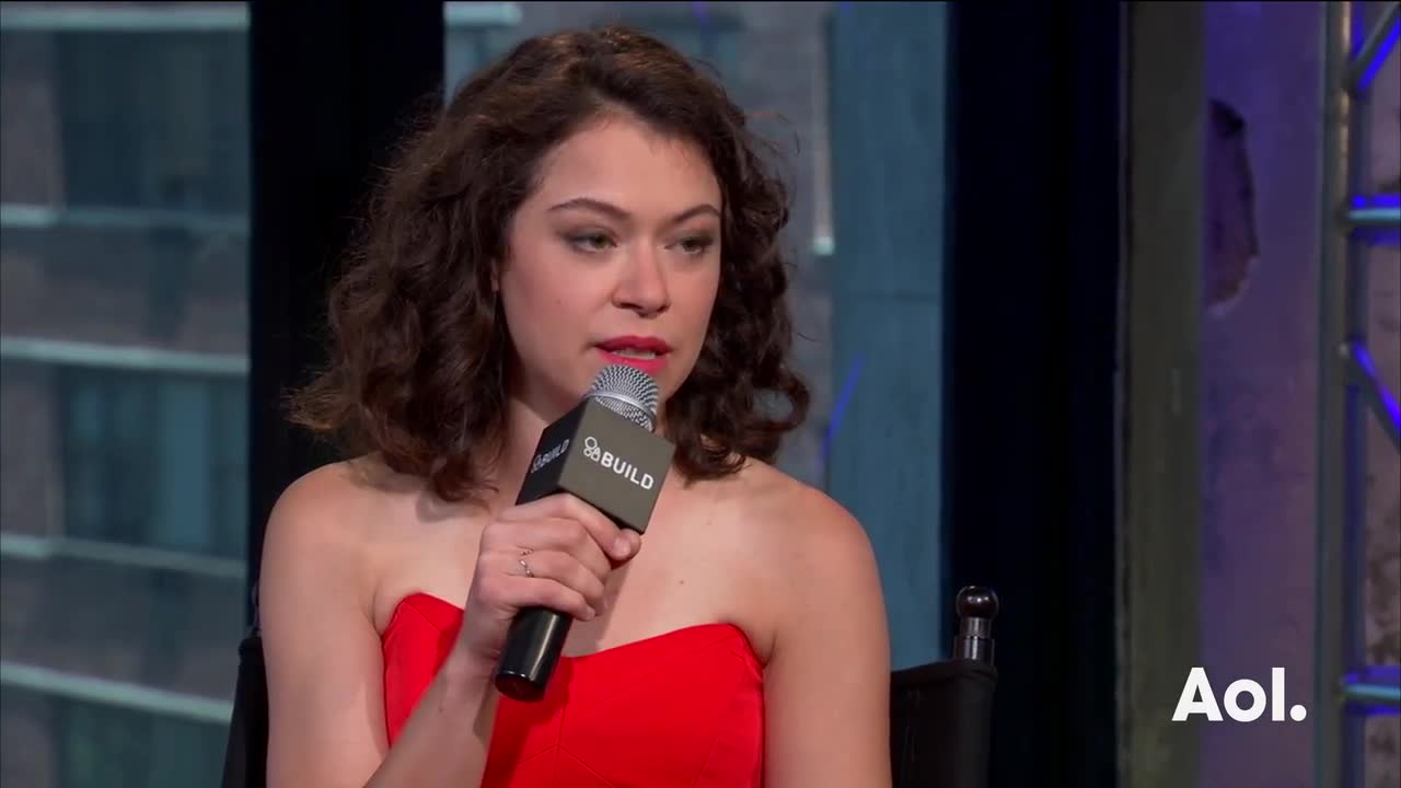 "Tatiana Maslany on ""Orphan Black"""
